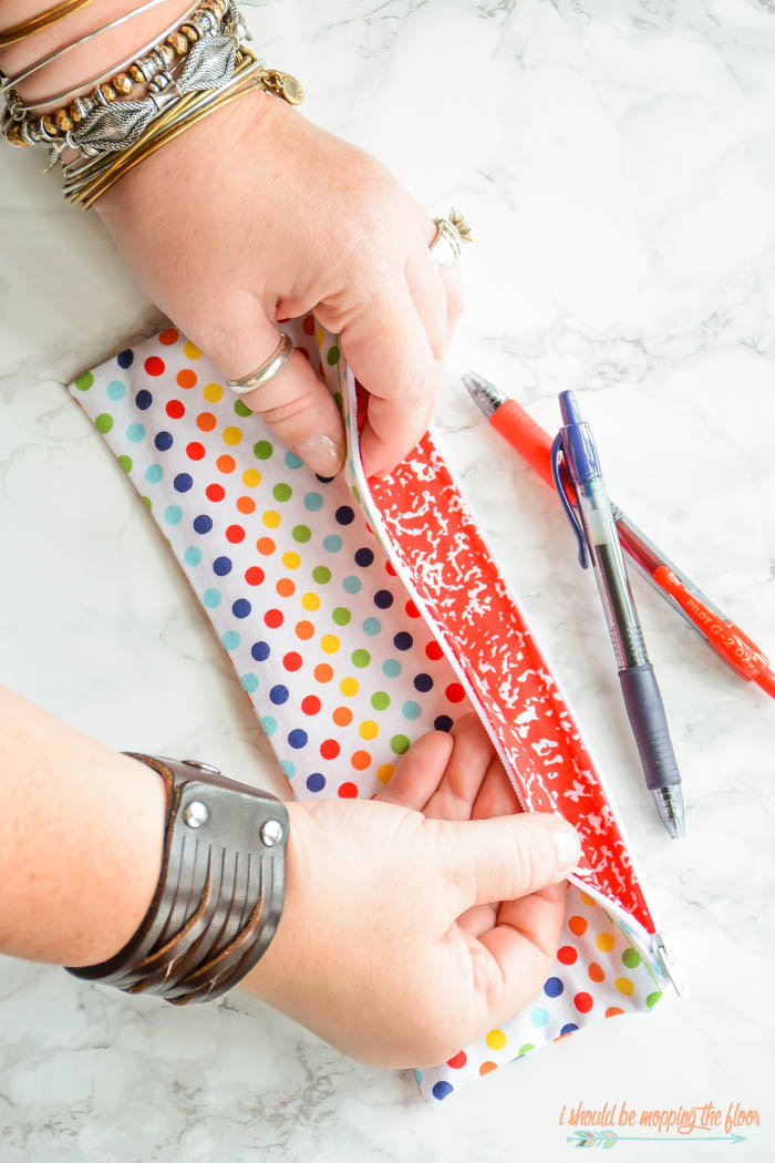 Composition Notebook Fabric
