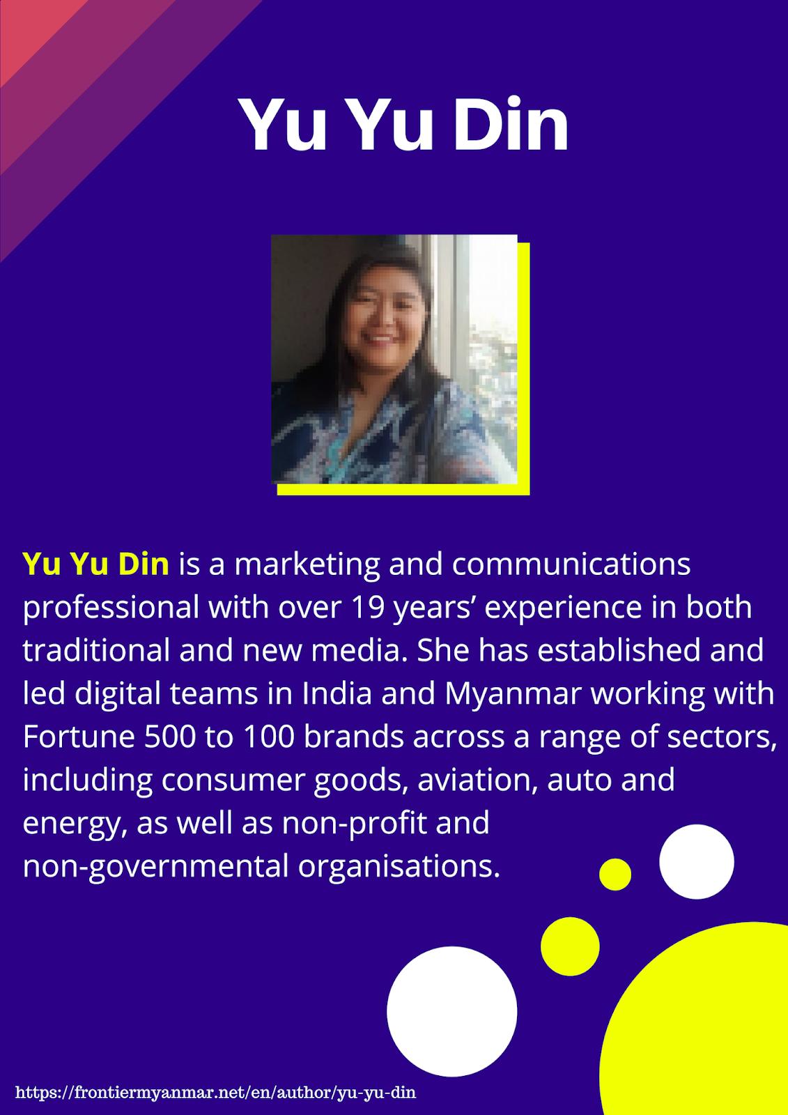 Professional Digital Marketer in Myanmar