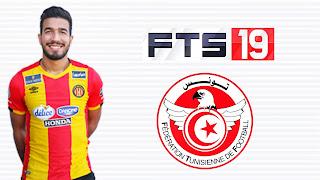 تحميل لعبة FTS 19 باتش الدوري التونسي للاندرويد Telecharger FTS 19 PATCH TUNISIE Android