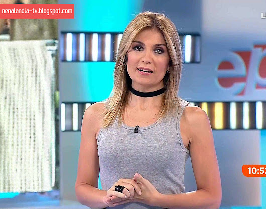 Sandra golpe espejo p blico 25 07 16 buen modelito que luce hoy sandra go - Espejo publico hoy ...
