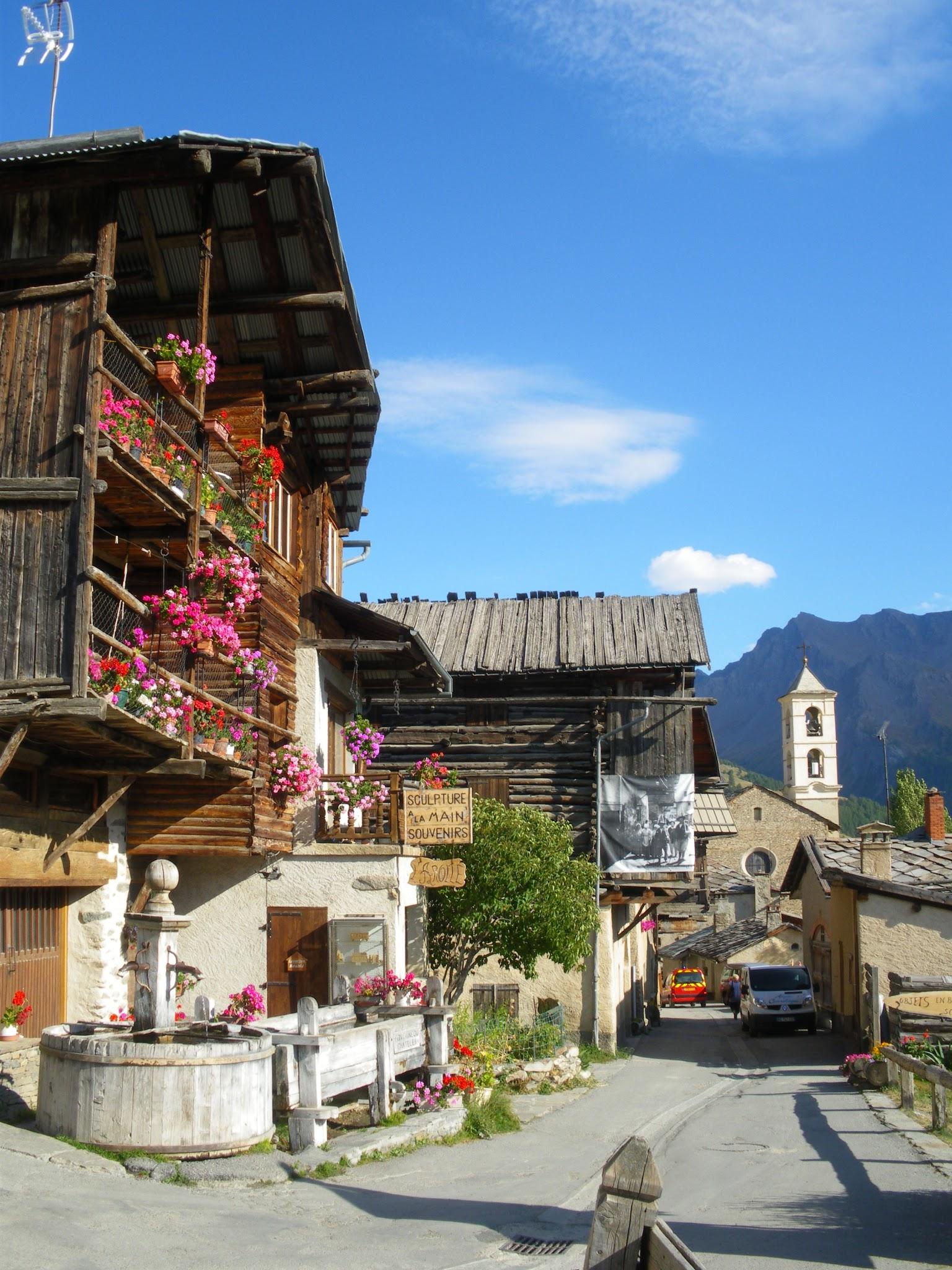 Parc natural del Queyras, Hautes Alpes, Alps francesos, senderisme, les plus beaux villages de France, els pobles més bonics de França