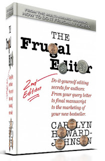 #PromoDay2017 Giveaways: The Frugal Editor by Carolyn Howard Johnson @FrugalBookPromo