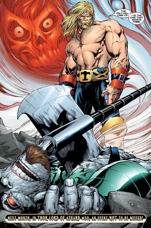 Thor (1998) Issue #49 #50 - English 22