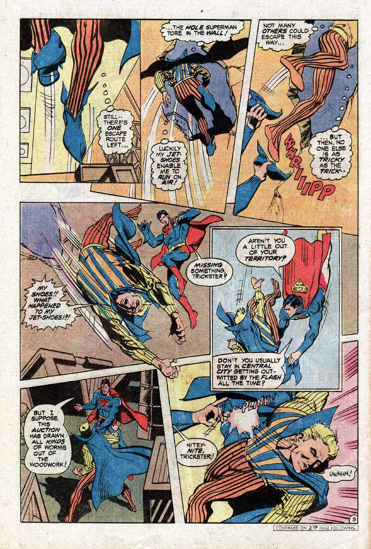 Read online World's Finest Comics comic -  Issue #280 - 11