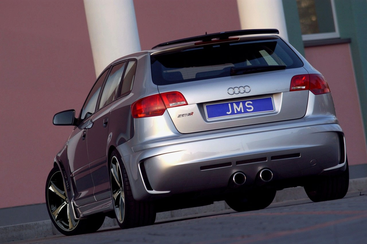 Cars On Line >> Tuning cars and News: Audi A3 Tuning