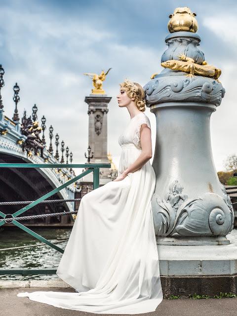 robe de mariée Fanny Liautard