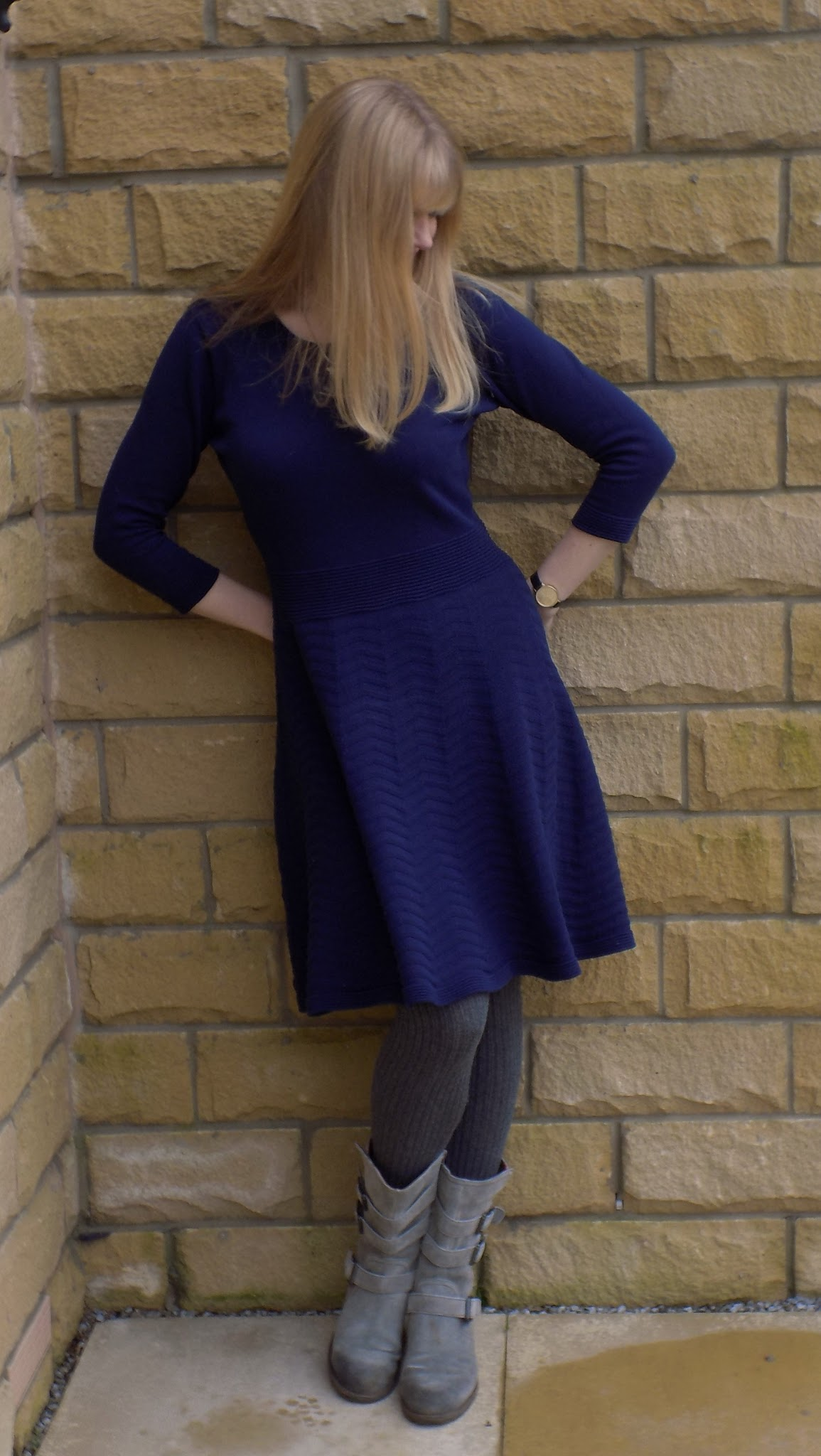 What Lizzy Loves, Dickins & Jones dress