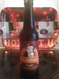 Cerveza Blomberg Triple