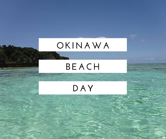 Okinawa Beaches with crystal blue waters
