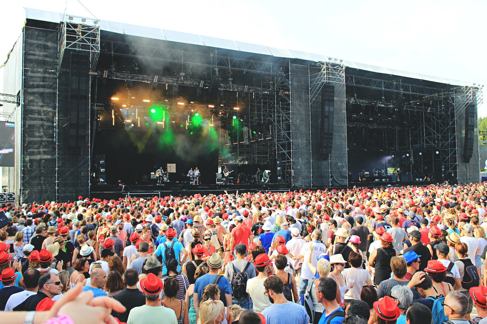 musilac main stage