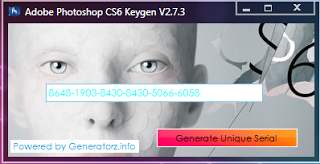 Adobe Photoshop CS6 Keygen 2016 Serial number
