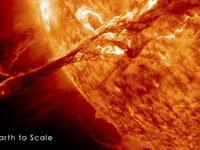 Masya Allah! Kekuatan Cahaya Matahari Dijelaskan Alquran dan Sains