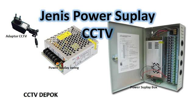 CCTV, Power Suplay CCTV, Adaptor, Jaring, Box
