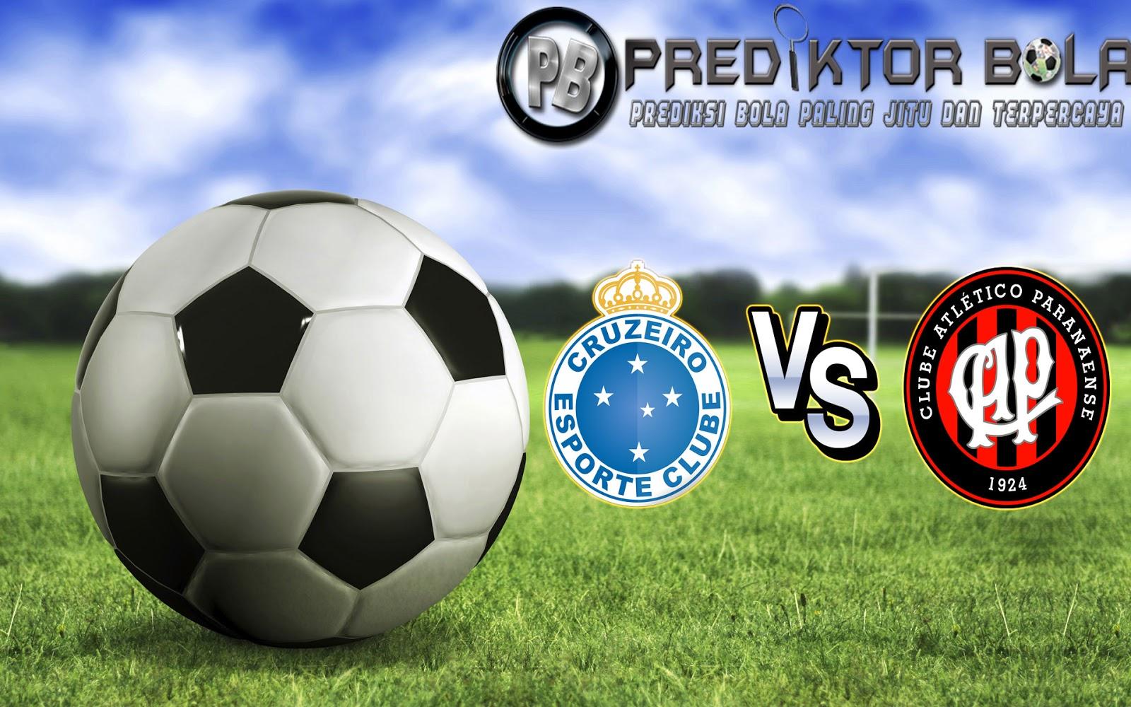 Prediksi Cruzeiro vs Atletico Paranaense 12 Juli 2016