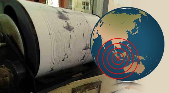 Gempa Mentawai 8,3 SR