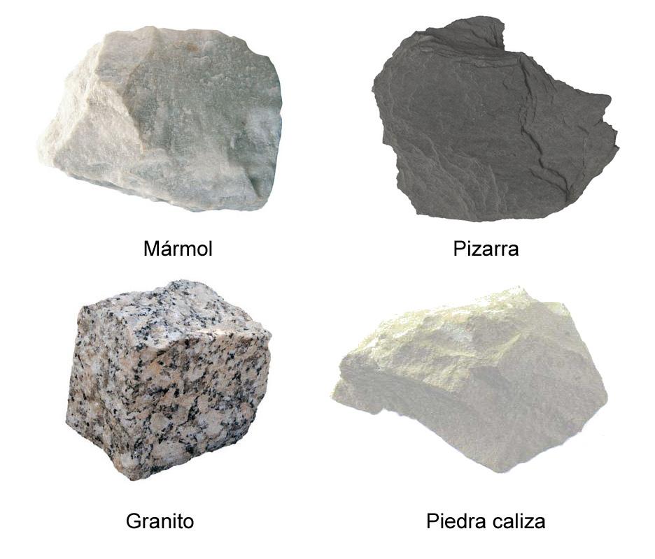 Tecnolog a 2 e s o cer micos y p treos for Roca marmol