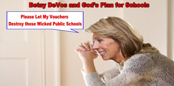 Betsy Devos Is No Horace Mann Column >> Big Education Ape Betsy Devos S Presumed Agenda Dismantle Public