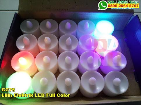 Toko Lilin Elektrik LED Full Color