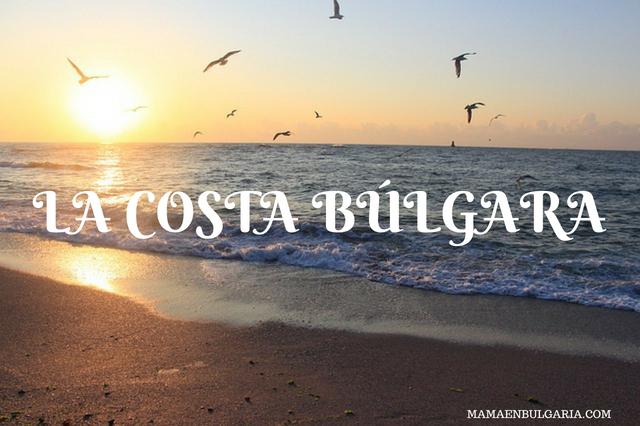 la costa búlgara del mar negro bulgaria
