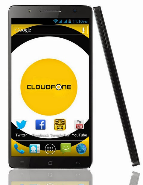 CloudFone Thrill 600FHD, CloudFone Octa Core, CloudFone Android Smartphone