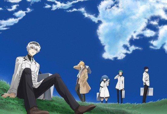 """Mengintip """"PV 1 Anime Tokyo Ghoul:re"""" Tayang April 2018"""