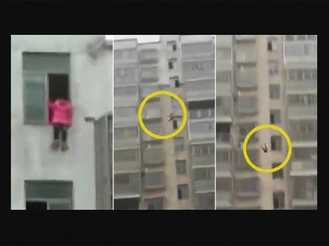 Se tiró desde un piso 15 por no haber terminado la tarea