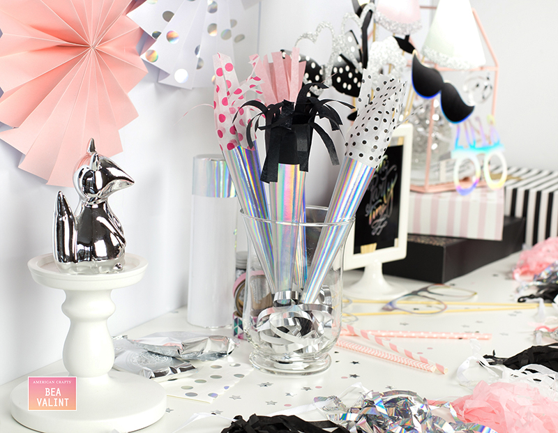 Bea Valint: It\'s Party time! | American Crafts DT