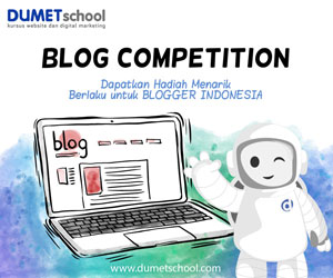 dumet blog competition