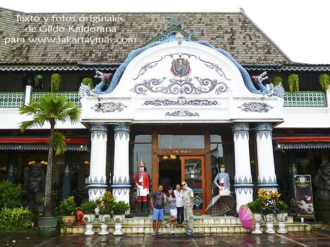 Restaurante Sekar Kedhaton en Yogyakarta