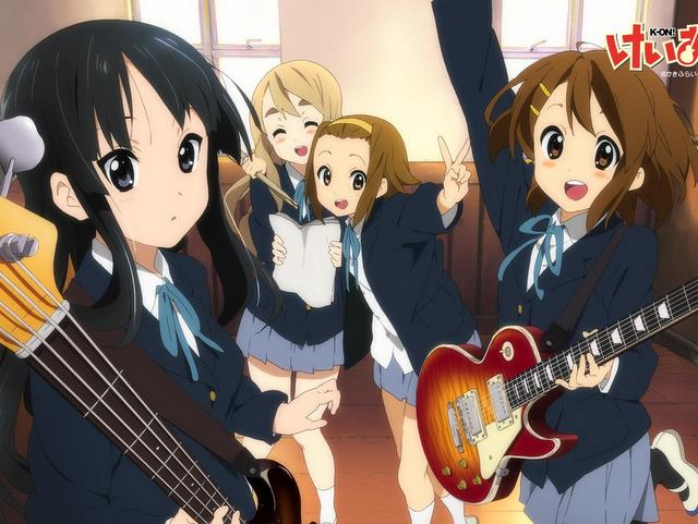 K-ON! ~ Review