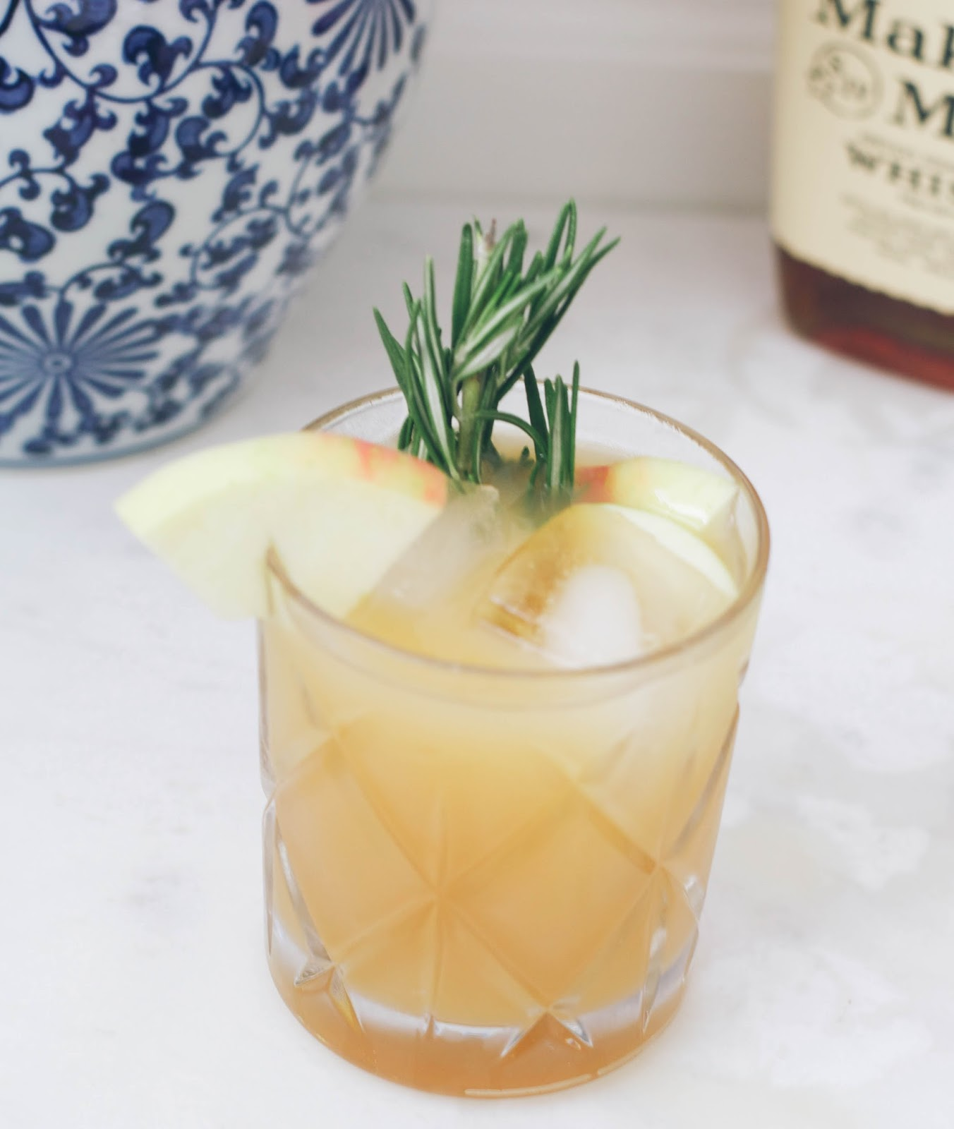Summer Wind: A Perfect Fall/Thanksgiving Cocktail Recipe