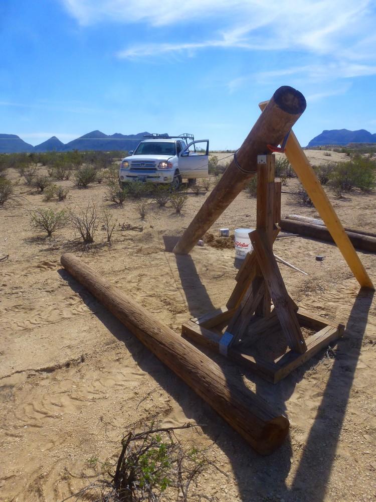 The Field Lab Pole Wrasslin