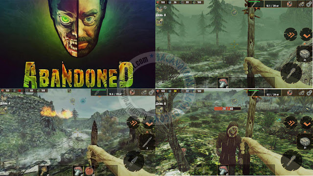 Game The Abandoned Survival 1.1.40 Apk data Obb Terbaru For Android + Mod