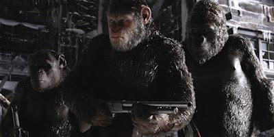 Una imagen del El planeta de los Simios: La guerra