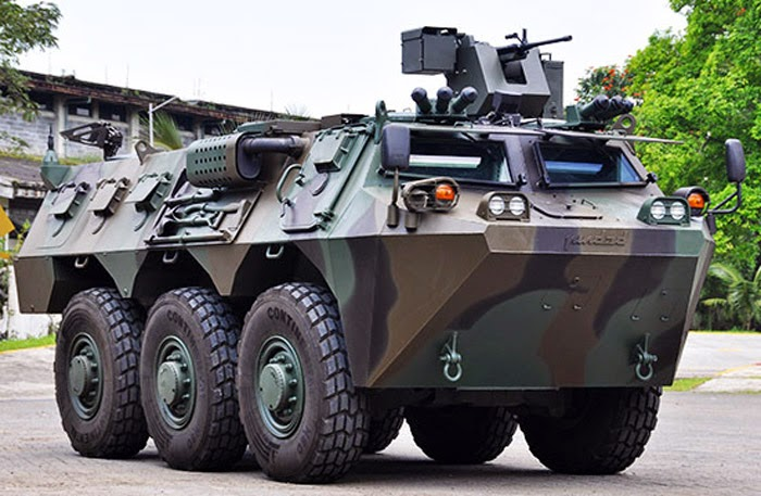 The Philippine S Options For New Tanks Amp Wheeled Ifvs For Rafpmp Horizon 2 Phase