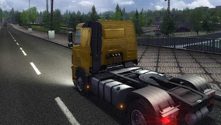Euro Truck Simulator 1 Game Free Download Full version for pc