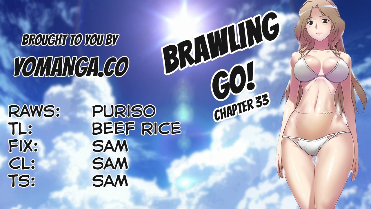 Brawling Go - Chapter 34