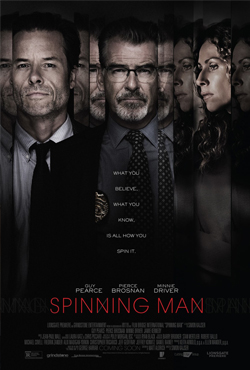Spinning Man 2018 - Legendado