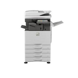 Sharp MX-3570N Scanner Driver Download