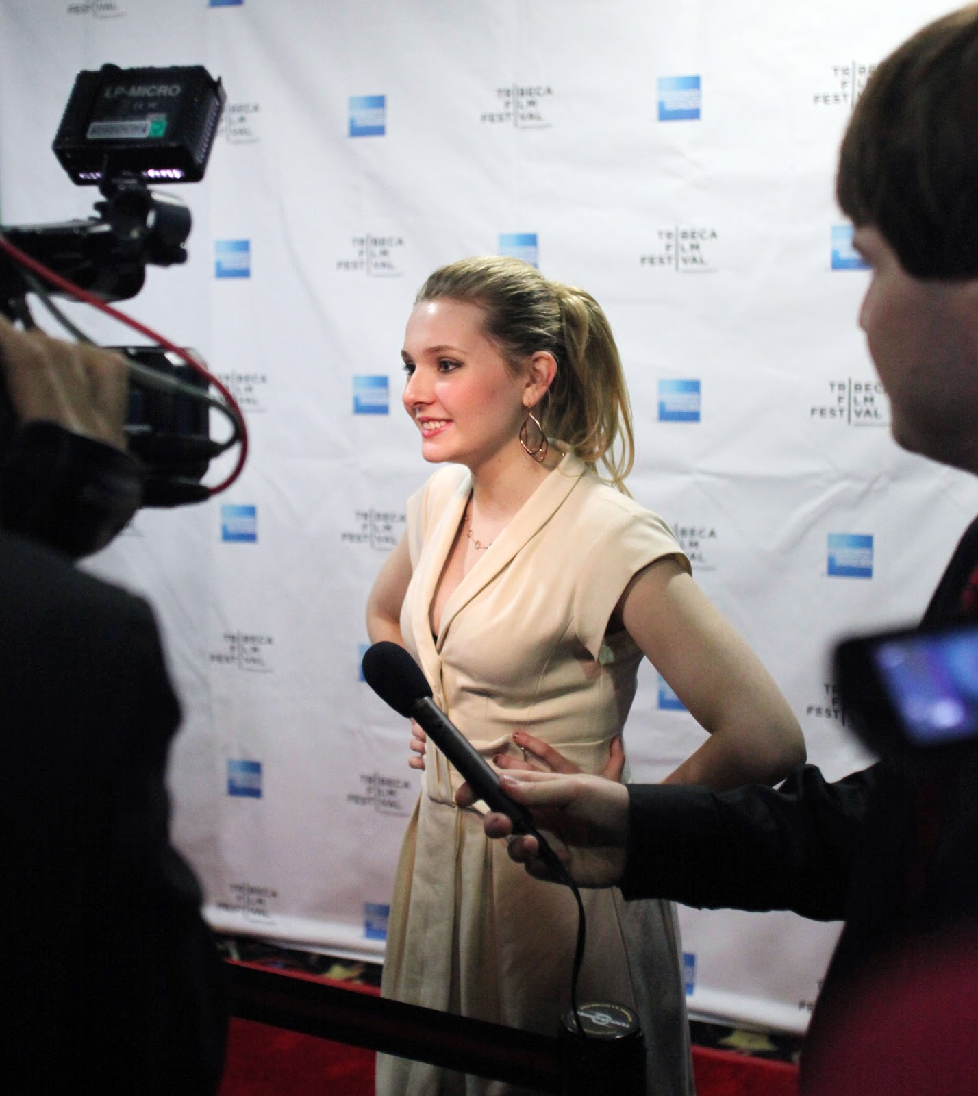 Exclusive Interviews Pictures More: Eric Live On The Air: Exclusive Interview With Abigail Breslin