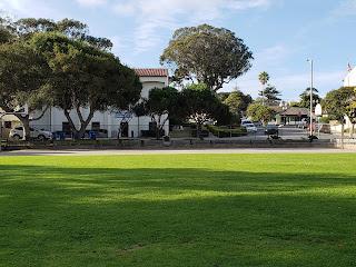 Caledonia Park at Pacific Grove California