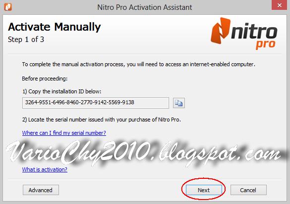 Code dactivation nitro pro 8 | Say Goodbye to Nitro Pro 11