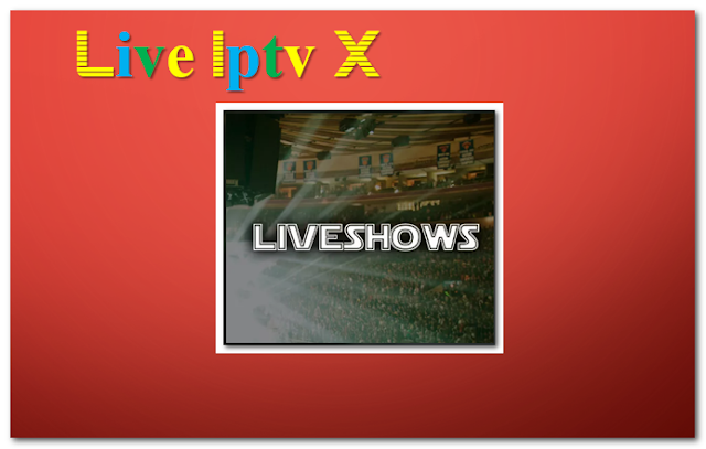 LiveShows music addon