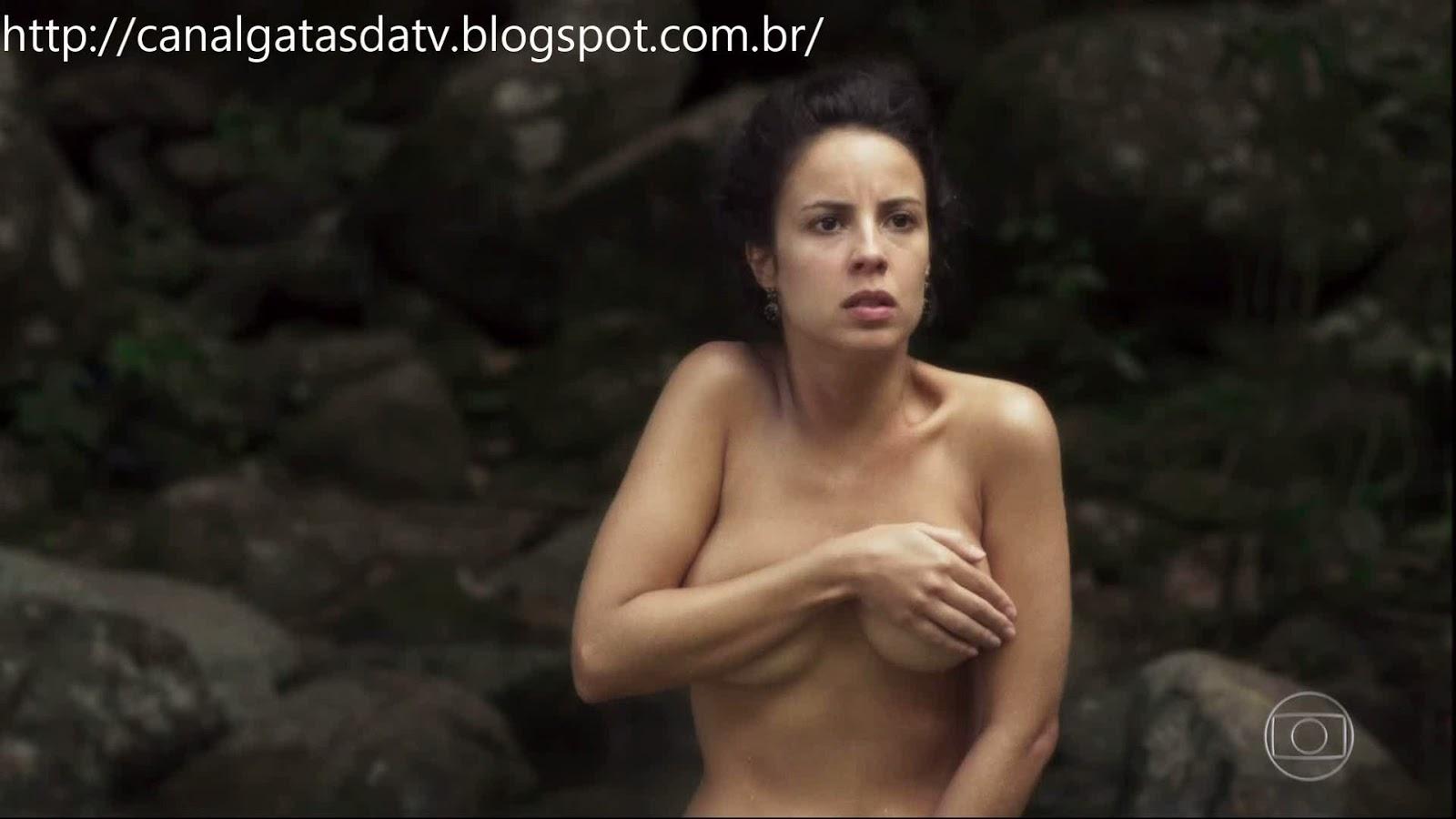 Andréa Horta Nua andreia horta - liberdade, liberdade #2