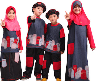 Baju Muslim Anak Dannis Di Tanah Abang