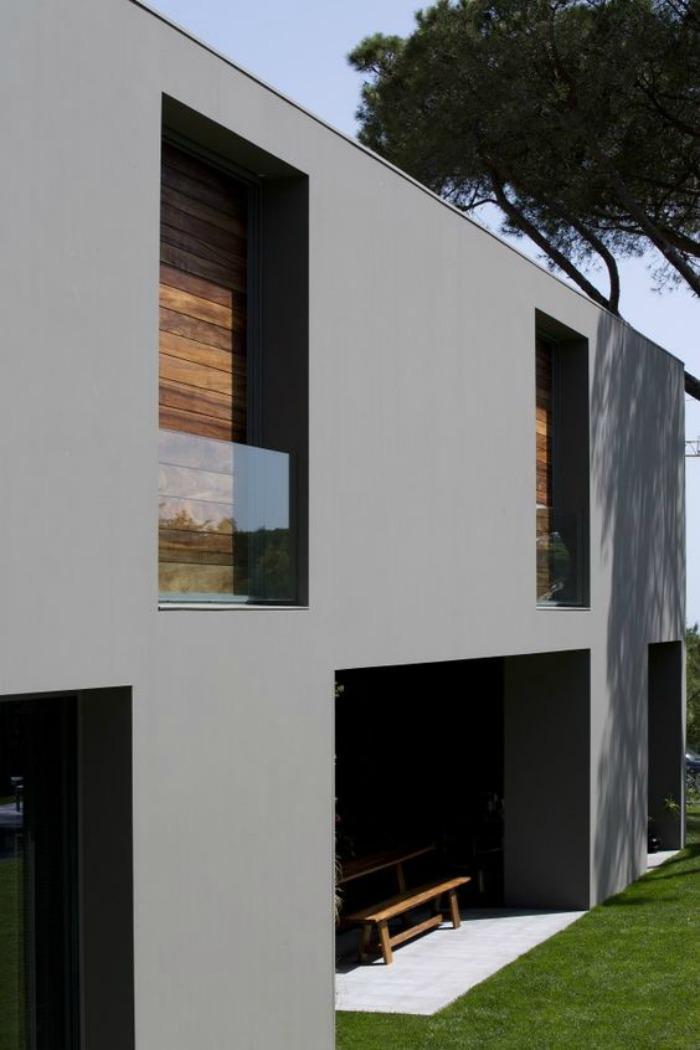 La pintura de fachadas de viviendas unifamiliares guia for Fachadas de viviendas