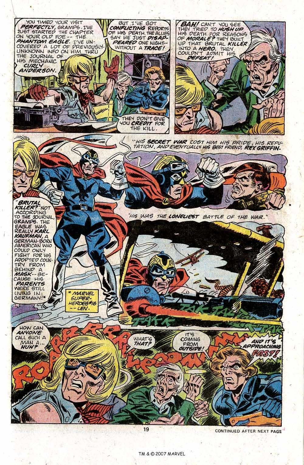 Ghost Rider (1973) Issue #12 #12 - English 21