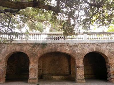 Safareig en el Parque de Can Vidalet