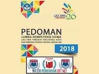 Pedoman Lomba Kompetensi Siswa LKS SMK Terbaru Tahun 2018/2019