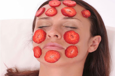 strawberry skin toner